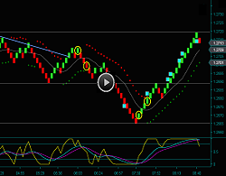 Renko Chart Day Trading Training